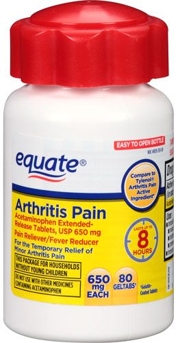 equate arthritis