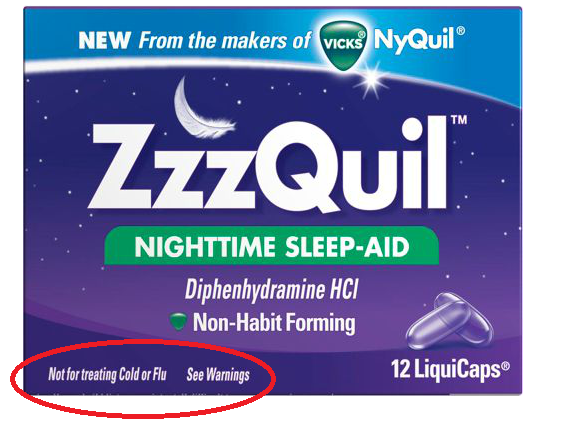 package.zzzQuil