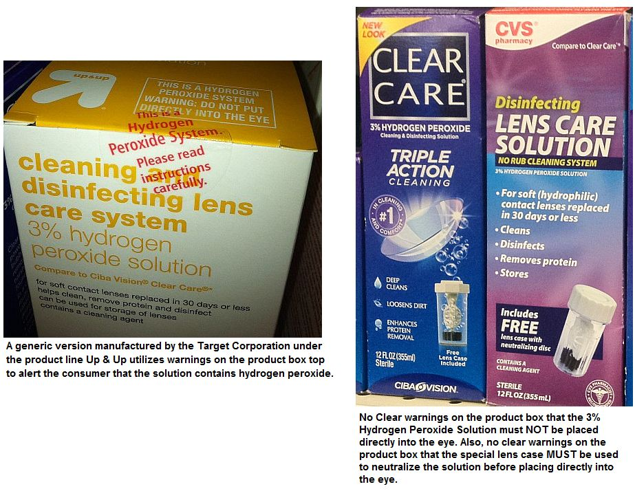 Mix-ups with contact eye solutions keep burning eyes - Consumer Med