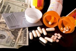 Cost of Medicine a Hard Bill to Swallow