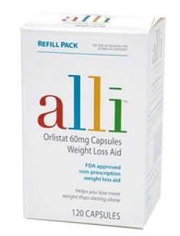Weight loss drug orlistat (Alli; Xenical) may have liver-related risks