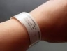 Keep ID Bracelets in Plain View
