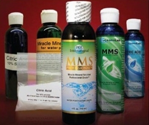 'Miracle' treatment turns into potent bleach