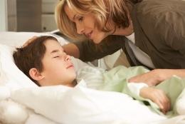 Parents of hospitalized children can be involved in safety issues in both good and bad ways
