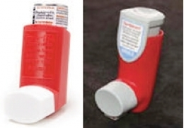 "Don't confuse ""rescue"" and ""maintenance"" inhalers"